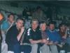 на стадионе МАРАКАНА , Рио де Жанейро, –  играет  «Воронежский Факел» и «Брянские братья».  Наши победили.
