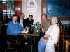 Неожиданная встреча с землячкой. Бабушка, русская, услыхала знакомую речь и к нам.