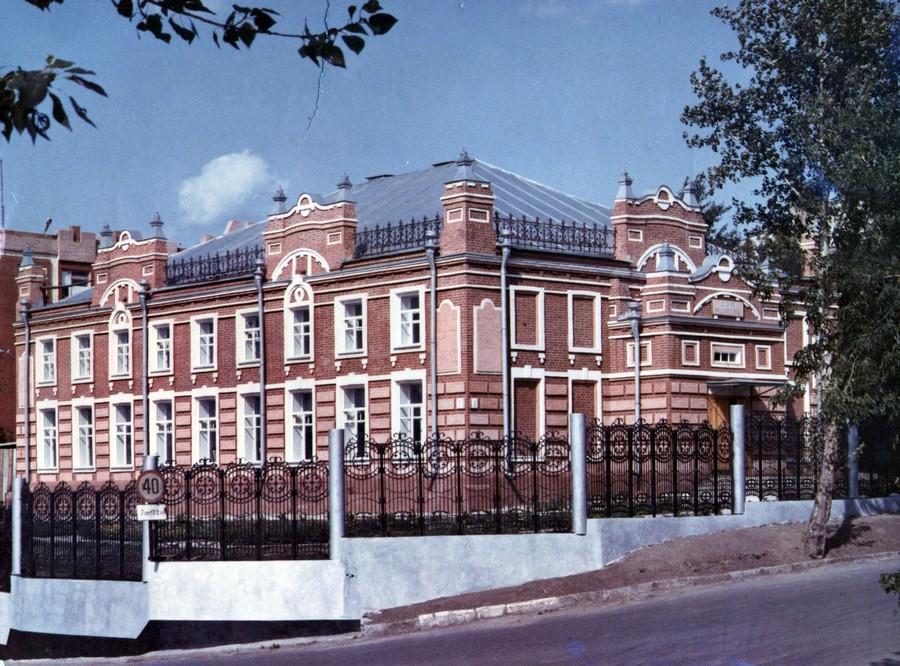 Дом Молитвы после восстановления 1991 год.