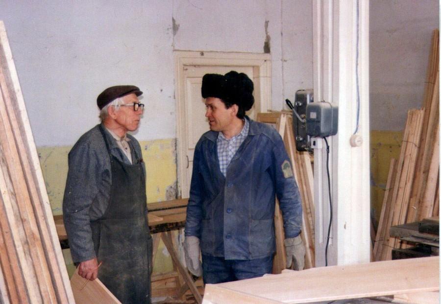 Никоненко Иван  Ефимович - служитель Божий