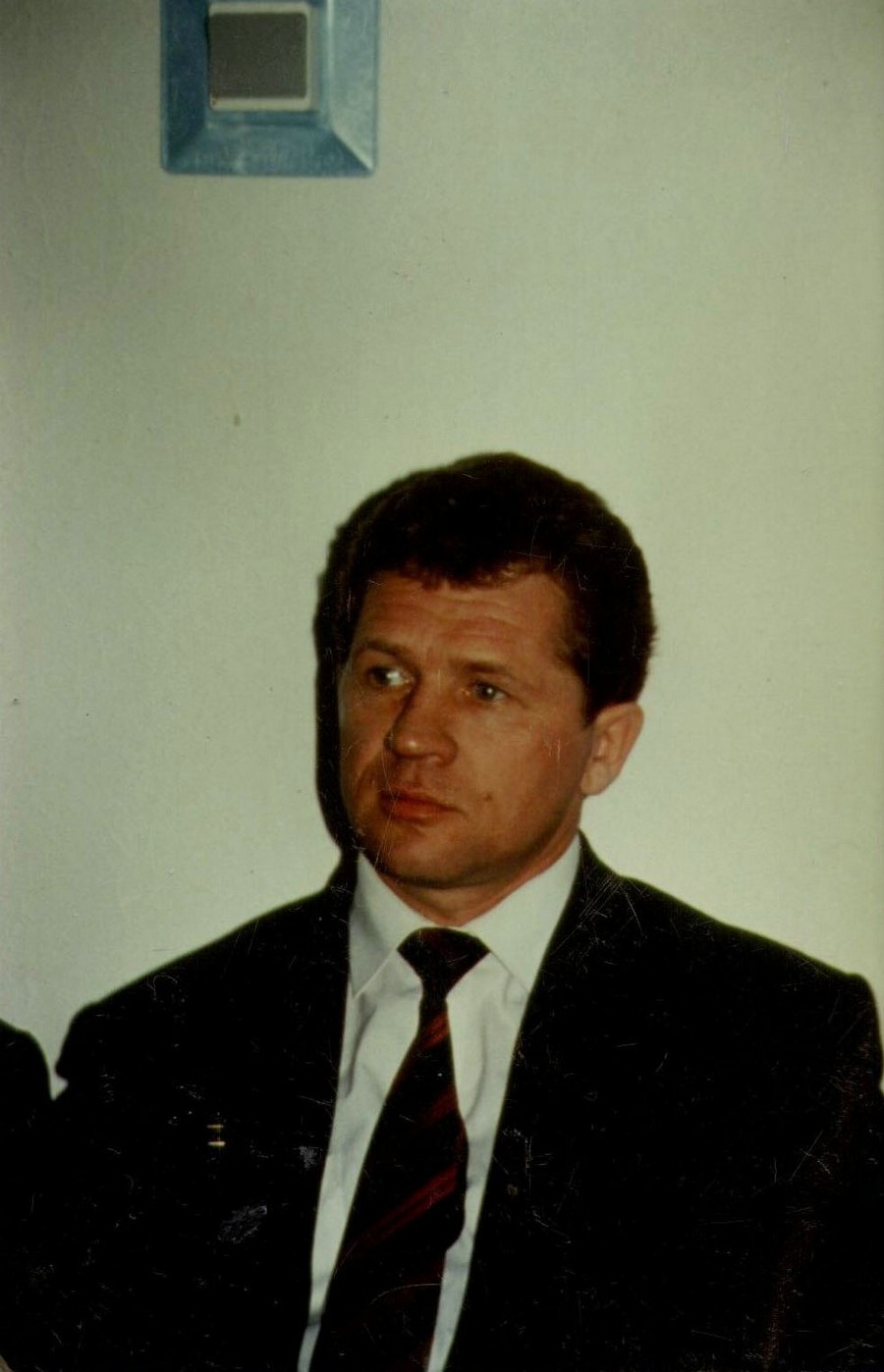 Вячеслав Полатовский  - основатель, лидер служения среди осужденных. Ныне уже у Господа.