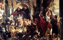 Зачем Иисус напал на предпринимателей?