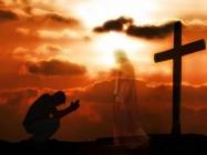 У креста