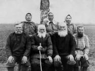 Старики, обитатели хутора