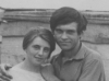 Юрий Сипко студент  и Валентина 1971