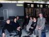 7Пётр Борисович Коновальчик ведён делегацию  в ставку. На заднем плане Эд Тарльтон и Терри его жена.