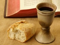 Крещение и вечеря